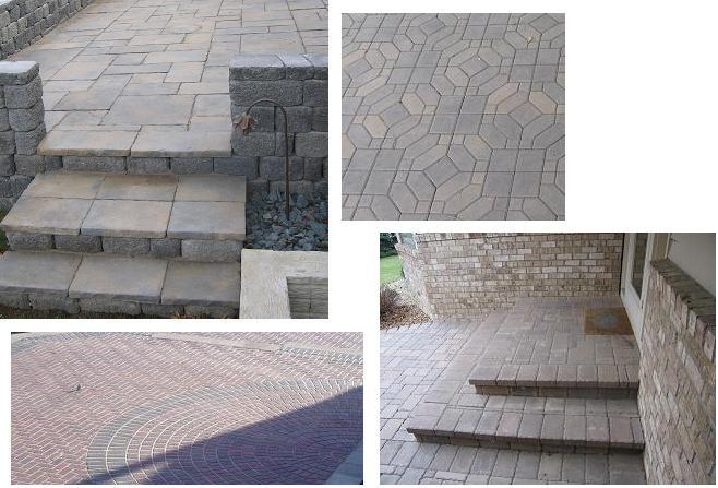 images of sealed patio